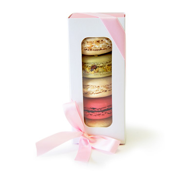 5 Pack of French Macarons